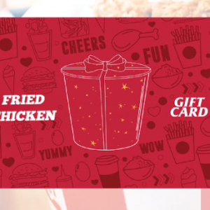 Win a $100 KFC Gift Card USA
