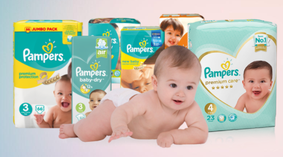 Win a $100 Pampers Gift Basket USA