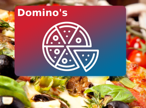 Win a Domino's Pizza Gift Card UK