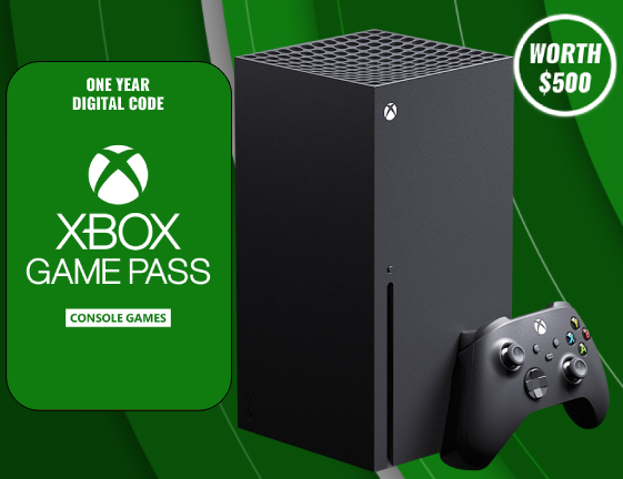 Win a Free XBox with Game Pass USA