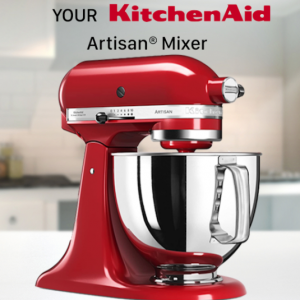 Win a KitchenAid Artisan Mixer USA