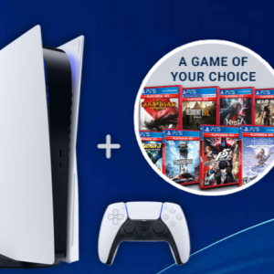 Win a PlayStation 5 +Game Australia