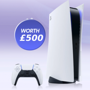Win a PlayStation 5 UK