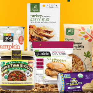 win Free Thanksgiving Samples USA